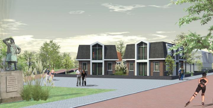 Impressie Berghaven Noord