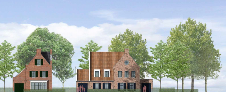 Impressie locatie Boerderij Welgelegen Ouddorp
